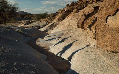 Paul Verley - 17h. Désert du Namibe