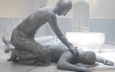 Charles de Montalier- Le masseur des bains douche