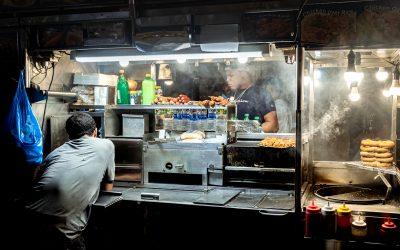 Emmanuel Geron - Street vendors