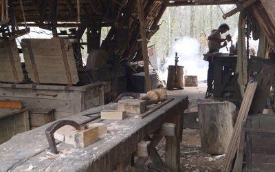 Jenny Deffrasnes - L'atelier du charpentier